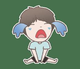MUMU&PEPO sticker #6033430