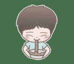 MUMU&PEPO sticker #6033434