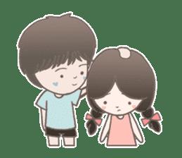 MUMU&PEPO sticker #6033437