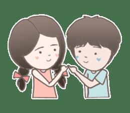 MUMU&PEPO sticker #6033439