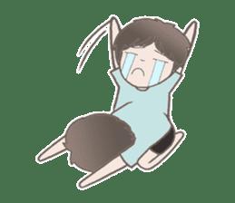 MUMU&PEPO sticker #6033458
