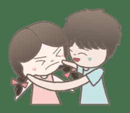 MUMU&PEPO sticker #6033463