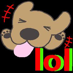 Abbreviation of tweet dog