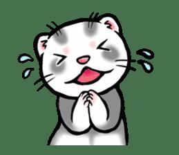 I love ferrets sticker #6034697