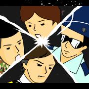 สติ๊กเกอร์ไลน์ kaijisan3