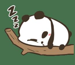 Babe Panda sticker #6046002