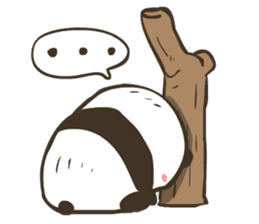 Babe Panda sticker #6046005