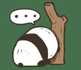 Babe Panda sticker #6046005