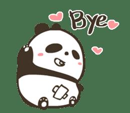 Babe Panda sticker #6046007