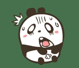 Babe Panda sticker #6046008