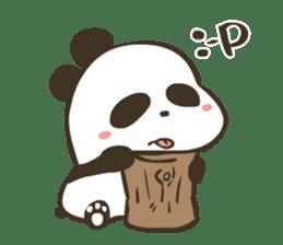 Babe Panda sticker #6046011
