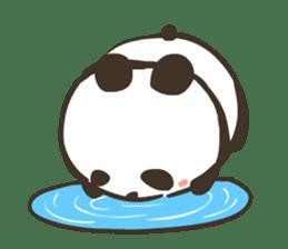 Babe Panda sticker #6046012