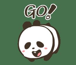 Babe Panda sticker #6046013