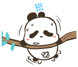 Babe Panda sticker #6046017