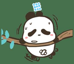 Babe Panda sticker #6046017