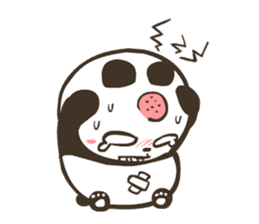 Babe Panda sticker #6046019