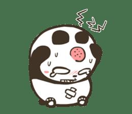 Babe Panda sticker #6046019