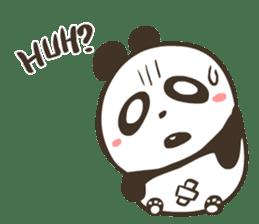 Babe Panda sticker #6046023