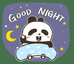 Babe Panda sticker #6046024