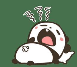 Babe Panda sticker #6046028