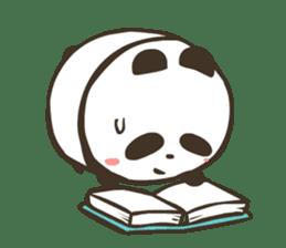 Babe Panda sticker #6046030