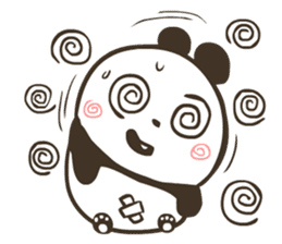 Babe Panda sticker #6046034