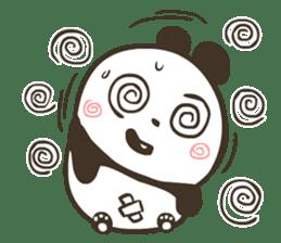 Babe Panda sticker #6046034