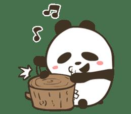 Babe Panda sticker #6046036