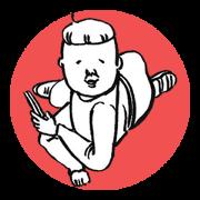 สติ๊กเกอร์ไลน์ Testimony Sticker of friendship