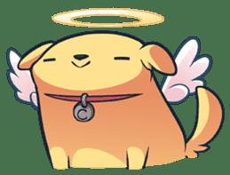 Chubby Golden sticker #6052499