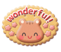 Animal Cookies 2(eng) sticker #6053335