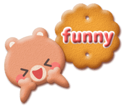 Animal Cookies 2(eng) sticker #6053347