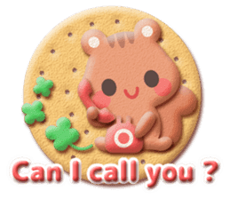Animal Cookies 2(eng) sticker #6053355