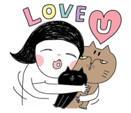 Oh my cats!-Celebration & Greetings sticker #6060220