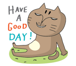 Oh my cats!-Celebration & Greetings sticker #6060227