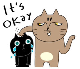 Oh my cats!-Celebration & Greetings sticker #6060229