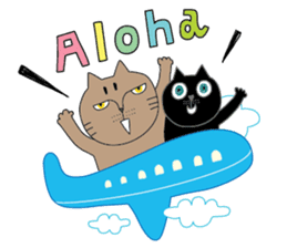 Oh my cats!-Celebration & Greetings sticker #6060231