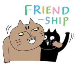 Oh my cats!-Celebration & Greetings sticker #6060237