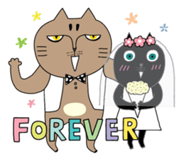 Oh my cats!-Celebration & Greetings sticker #6060241
