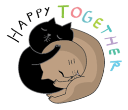 Oh my cats!-Celebration & Greetings sticker #6060243