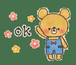 charming bear's sticker sticker #6067058