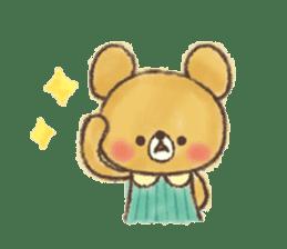 charming bear's sticker sticker #6067059