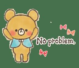 charming bear's sticker sticker #6067061