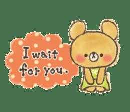 charming bear's sticker sticker #6067063