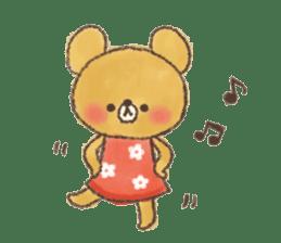 charming bear's sticker sticker #6067093