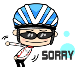 Happy Weekend Bike sticker #6067546