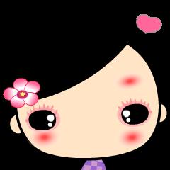 Miss Hibiscus ( love )