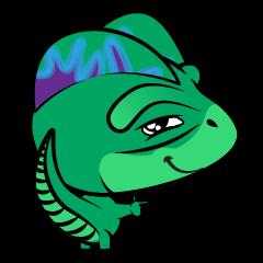 Minisaurios - Kek