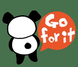 pandaPANDApanda sticker #6082970