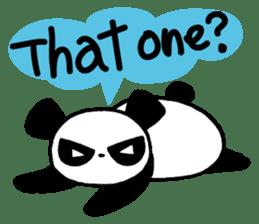 pandaPANDApanda sticker #6082971